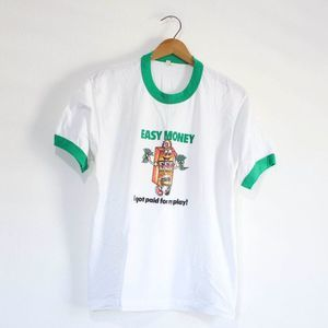 Vintage Las Vegas Nevada Sands Casino T Shirt